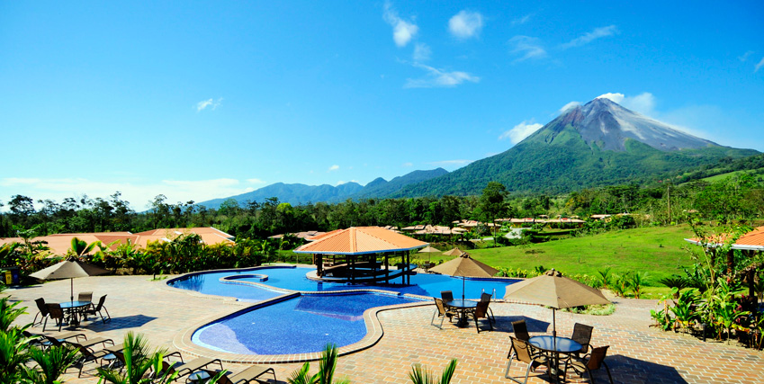 Arenal Costa Rica honeymoon vacation