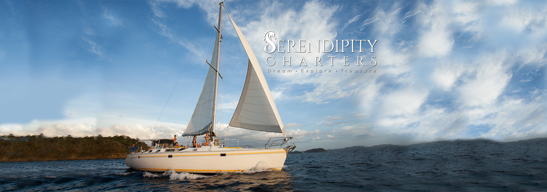 Sailing Costa Rica Private sailing charters